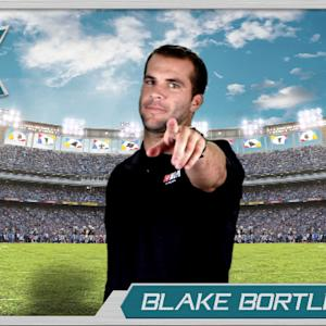 Virtual Rookie Card: Blake Bortles