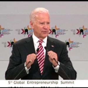 Joe Biden on Turning 72