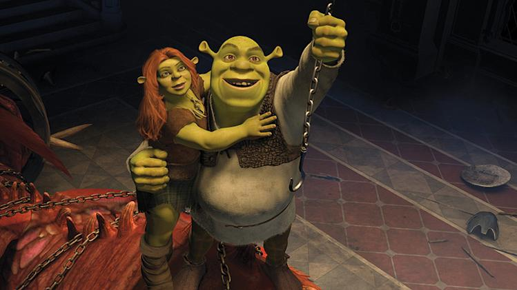 Top Box Office of 2010 Shrek Forever After