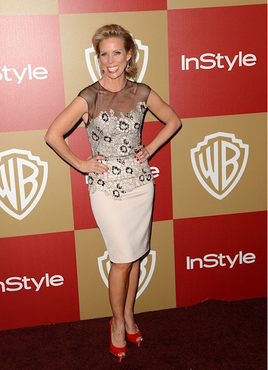 14th Annual Warner Bros. And InStyle Golden Globe Awards After Party - Arrivals: Cheryl Hines