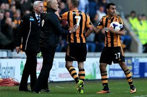Newcastle boss Pardew given seven-game ban for Meyler headbutt