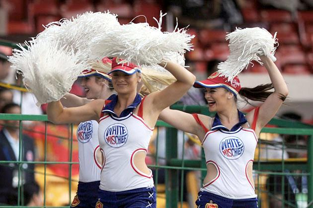 Adding cheer to the IPL 2013