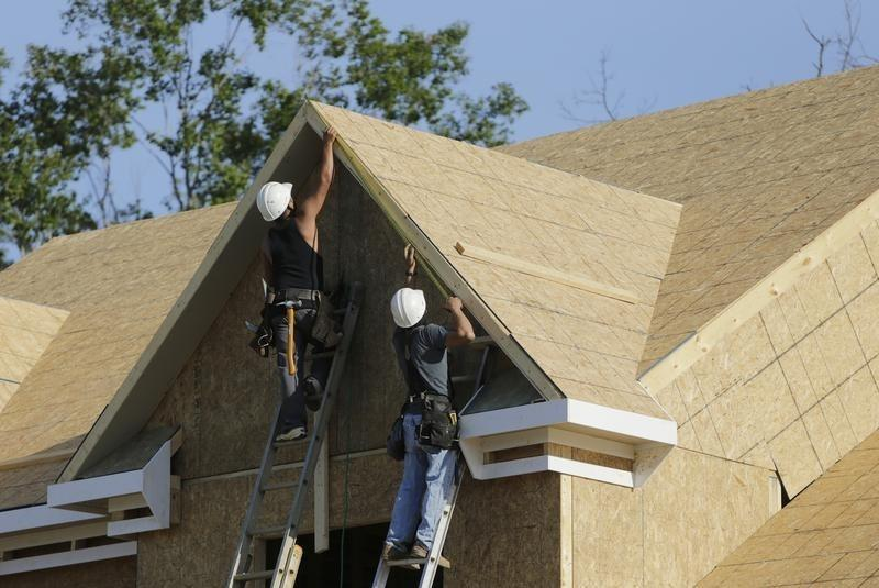 U.S. housing starts fall, but trend points to recovery