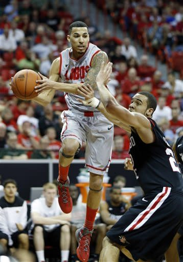 No. 15 New Mexico back in MWC title game