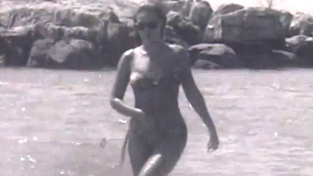 WATCH: Beyonce Flaunts Bikini Bod In Brazil