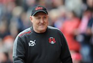 Leyton Orient manager Russell Slade was pleased with Ryan Brunt's performance