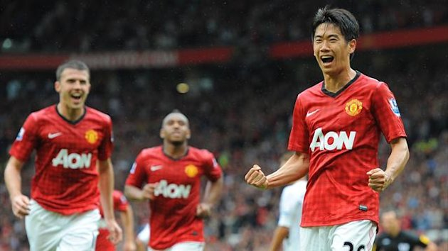 Manchester United Shinji Kagawa