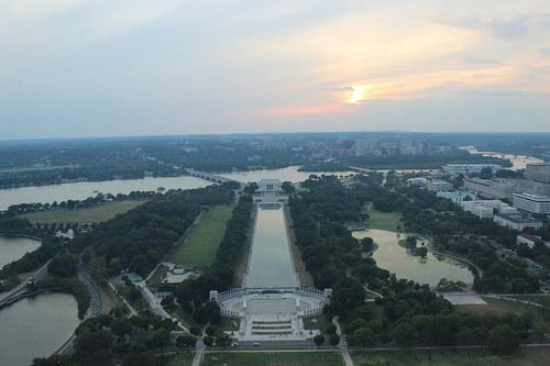 Linkage: What to Do This Month in D.C.; Blue Angels Fly Over Pentagon