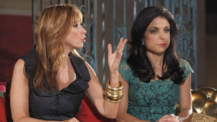 "Bethenny and Jill, ""RHONY"""