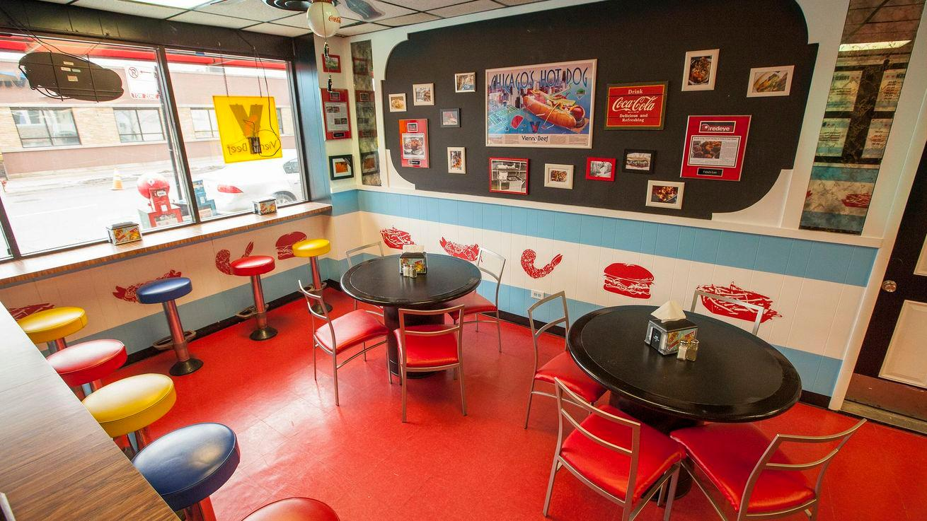 Frank Meats Patty, In the Former Hot Doug's Space, Is For Sale