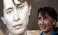 Aung San Suu Kyi Heads For UK And Ireland