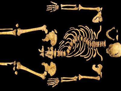Remains of Richard III Found Under Parking Lot