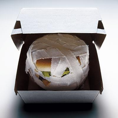 2010 | What explains the mummification of a burger?