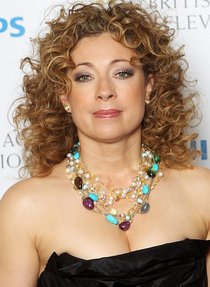 Photo of Alex Kingston
