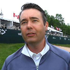 Players comment on the food and culture at Nova Scotia Open
