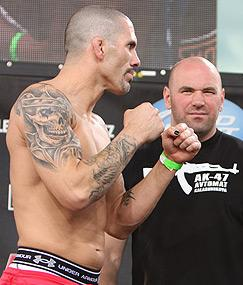 Mike Guymon Running Away from Father Time, Chasing UFC Return