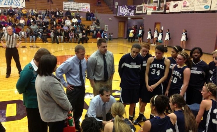 The Siegel girls basketball program is under fire over the dismissal of two former players in a hazing controversy — Facebook