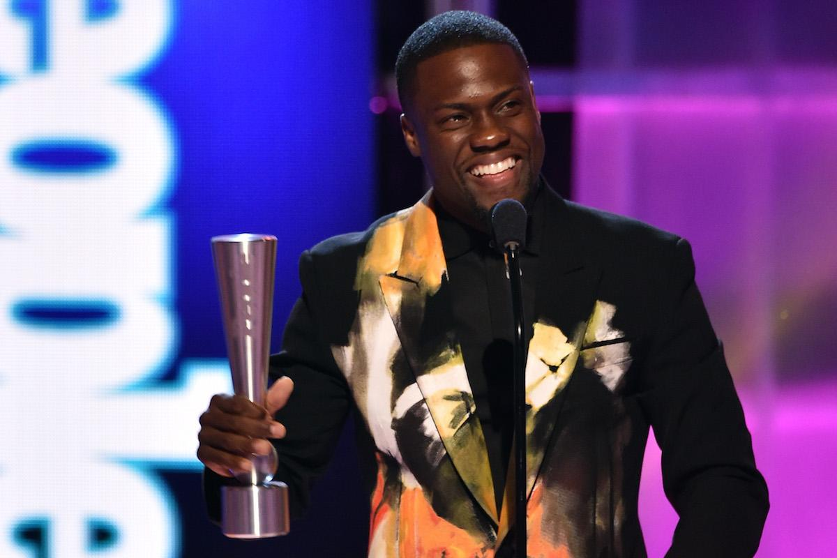 Kevin Hart, Jennifer Aniston, and Michael Keaton honored at the first People Magazine Awards