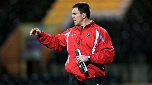 Chris Morgan is playing down the importance of Sheffield United's poor form