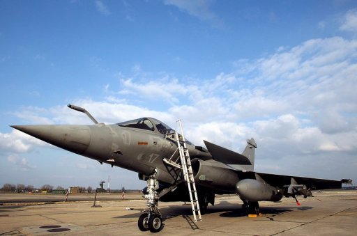 &lt;p&gt;A Rafale fighter at the BA113 air base in Saint-Dizier, France on March 19. The Brazilian air force has asked bidders to renew their offers on a contract to provide 36 next-generation fighter jets, extending for six months a race between US, French and Swedish contestants. The Rafale fighter, made by French firm Dassault Aviation, is competing against the US F/A-18 Super Hornet and Saab&#39;s Gripen.&lt;/p&gt;