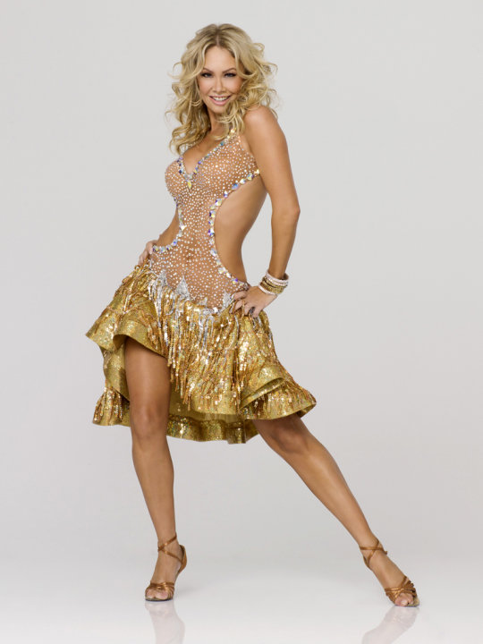 "Kym Johnson, who returns for her 11th season, competes on Season 14 of ""Dancing With the Stars."""