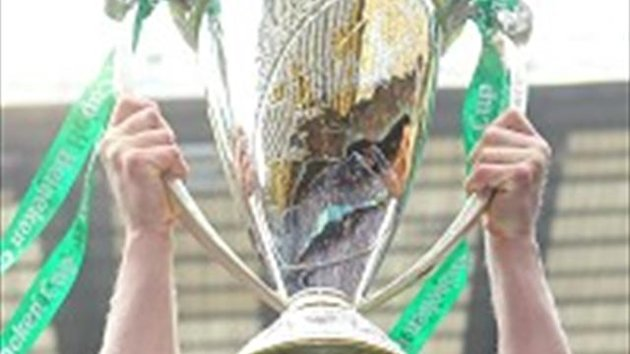 Talks about the structure and format of the Heineken Cup, pictured, and the Amlin Challenge Cup continue in February