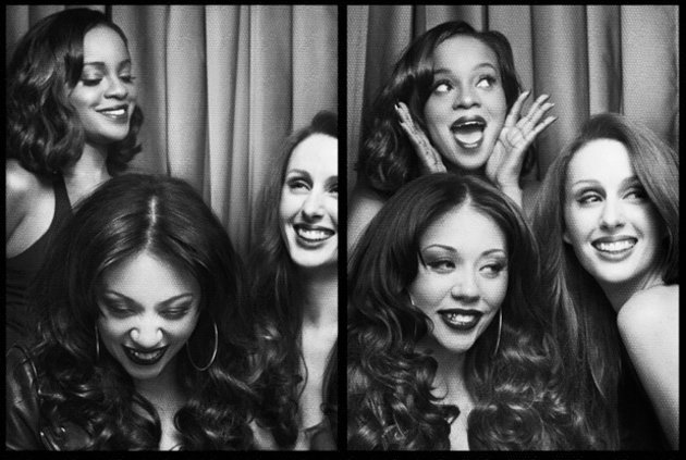Mutya, Keisha, Siobhan