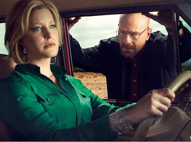 """Breaking Bad"" Season 4"