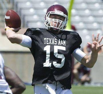 'Johnny Football' faces a tough challenge in the SEC