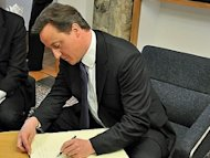 Cameron 'fooled his own party' on coalition agreement