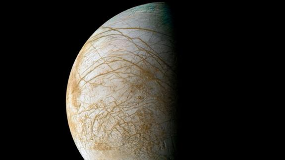 How Jupiter Moon Europa's Underground Ocean Was Discovered
