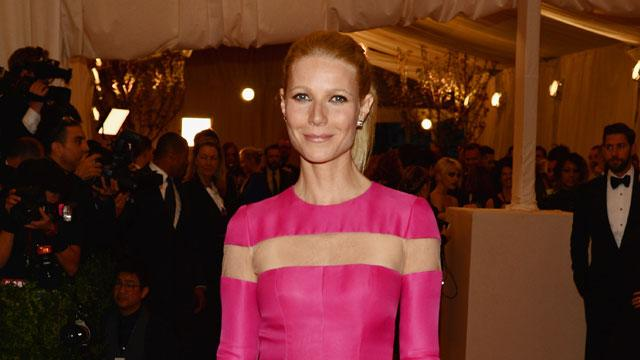 Gwyneth Paltrow Praises Met Gala after Bashing