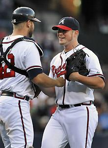 Kimbrel and Walden are newest rookie closers