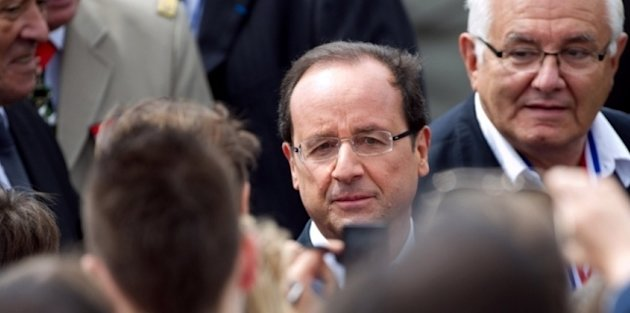Franois Hollande, l'insaisissable des Champs-Elyses