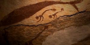 "Arte prehistórico presentado en ""Animal Planet"""