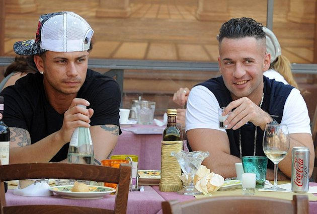 PaulyD The Situation Italy