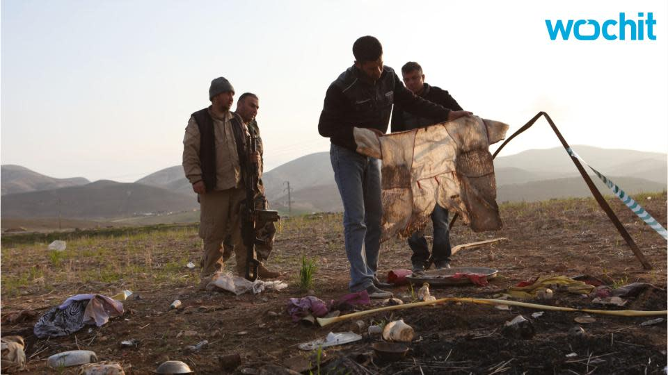 Grisly finds in Iraqi Yazidi village wrested from militants