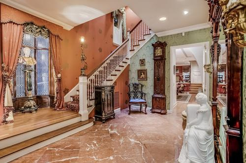 Linkage: One of Only Four Townhouses on Rittenhouse Square Hits the Market