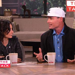 The Talk - Vanilla Ice's Advice To Cyrus and Bieber