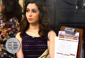 Cristin Milioti | Photo Credits: CBS