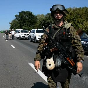 Fighting Blocks Access to Ukraine Crash Site