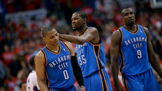 Clippers focus on trying to stop rest of Thunder