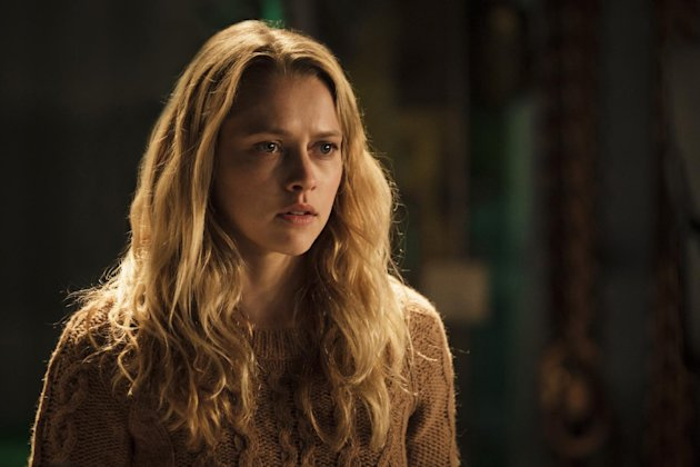 This film image released by Summit Entertainment shows Teresa Palmer in a scene from &quot;Warm Bodies.&quot; (AP Photo/Summit Entertainment, Jonathan Wenk)