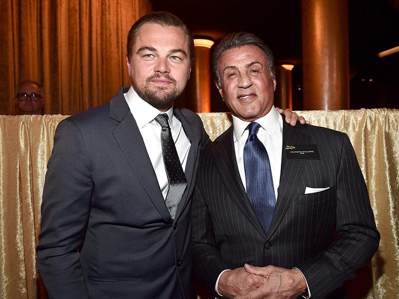 Oscars' Class of 2016! Leonardo DiCaprio, Sylvester Stallone, Jennifer Lawrence & More Attend the Nominees Luncheon