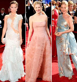 Emmy Awards: Best Dressed Stars of All Time!
