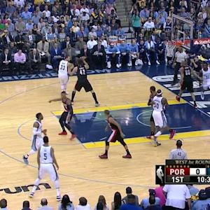 Gasol With A Reverse