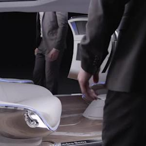 Mercedes F 015: Car of the future (CNET On Cars, Episode 62)