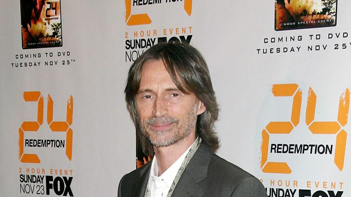 "Robert Carlyle attends the world premiere of ""24: Redemption"" at the AMC Theatres Empire 25 on November 19, 2008 in New York City."