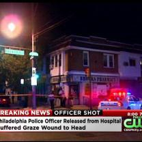 Latest On Officer Shot In Tacony