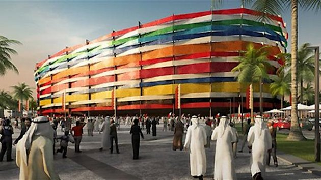 2022 Football WCH Qatar